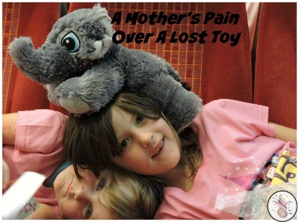A Mother's Pain Over A Lost Toy