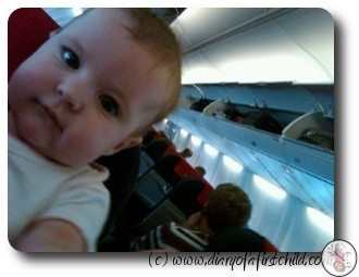 When Babies Fly: Airplane and Travel Advice for Stressed Out Parents