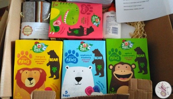 Snack Time With Bear Paws {Review}