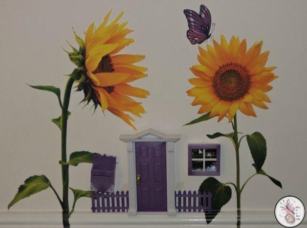Opening Door Fairy House
