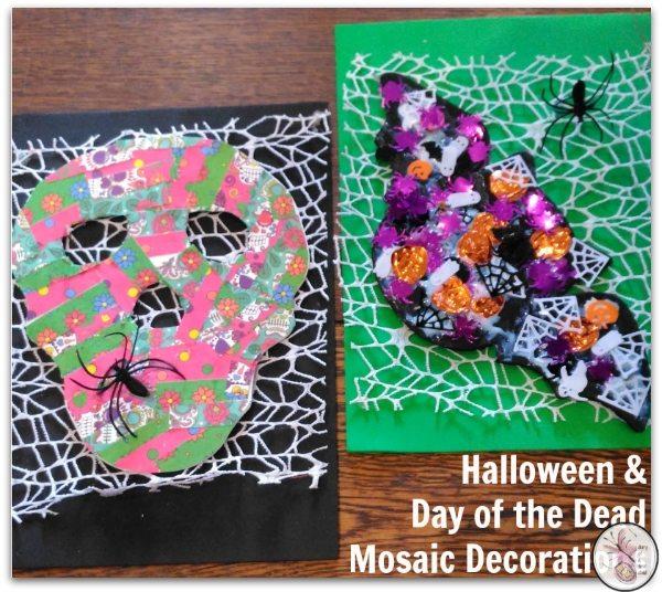 BostikBloggers Halloween Craft