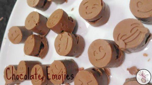 Chocolate Emojies