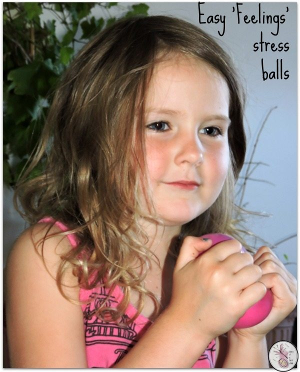 Easy Stress Balls