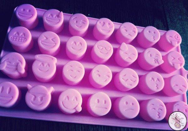 Emoji Silicone Moulds