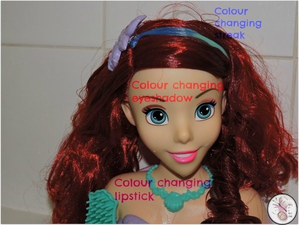 Disney Princess Ariel Bath Styling Head Review Diary Of A First