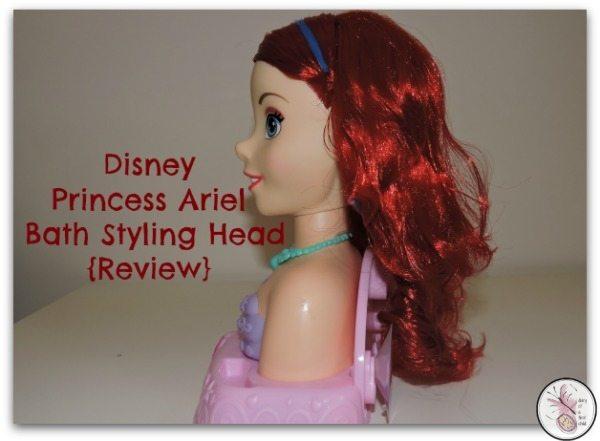 disney-princess-ariel-bath-styling-head-review