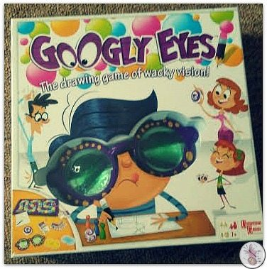 Googly Eyes Game From University Games {Review}