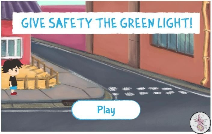 Road Safety Awareness Game & Resources